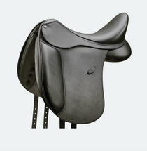 Arena Leather High Wither Dressage Saddle