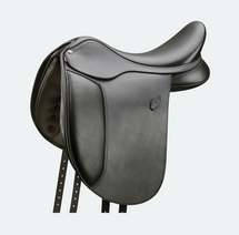 Arena Leather Wide Dressage Saddle