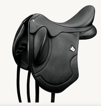 NEW Bates Artiste Monoflap Dressage Saddle