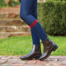 Dublin Rapture Ladies Pull On Jodhpur Boot