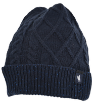 Thomas Cook Fancy Knit Beanie