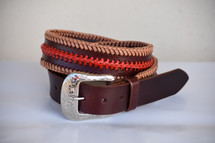 Town & Country Laced Belt