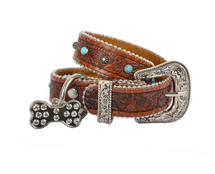 Pure Western Ash Dog Collar