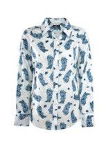 Pure Western Womens Lina Print L/S Shirt