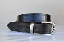 Australian Made Dress Belt With Stainless Buckle
