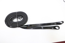 Canterbury PVC Rubber Grip Exercise Reins with Loop End