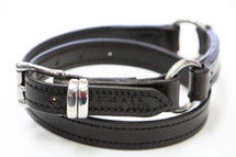 "Australian Made ""Lauren"" Leather Hobble Belt"