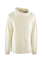 Thomas Cook Womens Hexham Cable Jumper