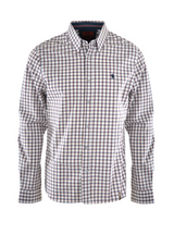 Thomas Cook Mens Barsby Check Tailored L/s Shirt