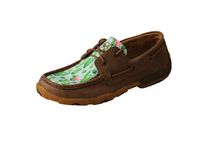 Twisted X Womens Cactus Mocs Low Lace Up