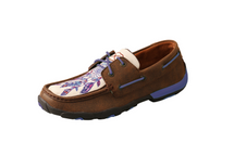 Twisted X Womens Dream Catcher Mocs Low Lace Up