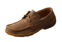 Twisted X Womens Casual Driving Moc Low Lace Up