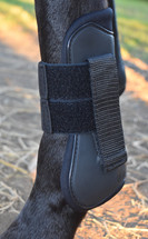 Pony Open Front Jump Boots