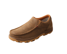 Twisted X Mens Weave Cell Stretch Slip On