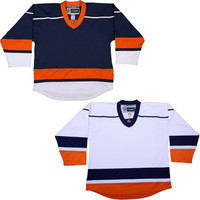NHL Uncrested Replica Jersey - New York Islanders