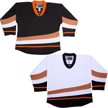 separation shoes 4bccb 7a6ce NHL Uncrested Replica Jersey DJ300 - Anaheim Ducks