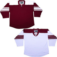 NHL Uncrested Replica Jersey DJ300 - Phoenix Coyotes
