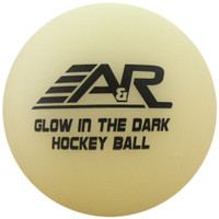 A&R Glow IN the Dark Street Hockey Ball