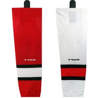 07bb3949b04 Tron SK300 Dry Fit Hockey Socks - Carolina Hurricanes