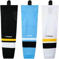 Tron SK300 Dry Fit Hockey Socks - Pittsburgh Penguins