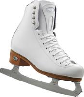 Riedell 23 Stride Girl's Figure Skates - Capri  Blade