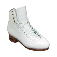 SP Teri Pro Girl's White Boots