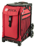 Zuca Wheeled Bag - insert only - Chili