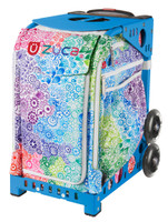 Zuca Wheeled Bag - insert only - Color Explosion