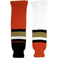Tron SK200 Knit Hockey Socks - Anaheim Ducks