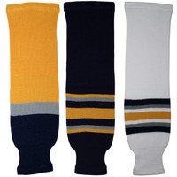 Tron SK200 Knit Hockey Socks - Buffalo Sabres