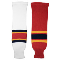 Tron SK200 Knit Hockey Socks - Florida Panthers