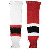 Tron SK200 Knit Hockey Socks - New Jersey Devils