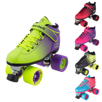 Riedell Dart Ombre Skate Set