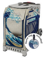 ZUCA WHEELED BAG - INSERT ONLY - GREAT WAVE