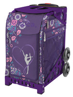 ZUCA WHEELED BAG - INSERT ONLY - Gymnast