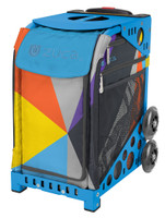 ZUCA WHEELED BAG - INSERT ONLY - Colorblock Party