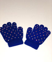 Swarovski Knit Gloves