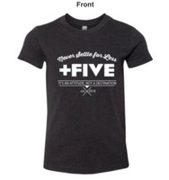 Plus Five Established Women's Tee