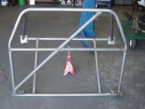 91-96 Ford Escort Roadrace rollcage kit
