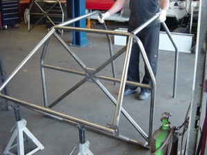 91-96 Ford Escort Rallycage Kit