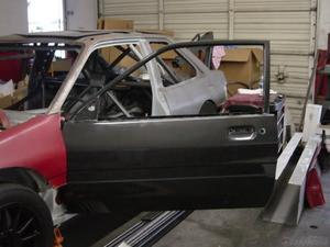 91-96 Ford Escort Fiberglass Doors