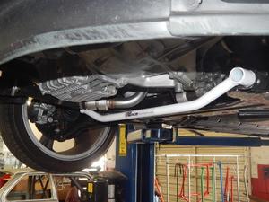 2014-2018 Ford Fiesta ST Lower Chassis Brace/Tiebar