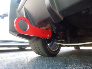 2012-2018 Hyundai Veloster Piercemotorsports Rear Tow Hook