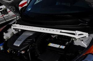 2012-2018 Hyundai Veloster and Veloster Turbo Chromoly Strut Brace