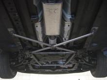 Piercemotorsports Veloster 6 Point Chassis Brace