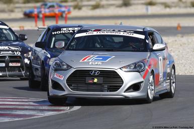 2012-2018 Piercemotorsports Hyundai Veloster STREET Suspension Handling Package