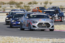 Piercemotorsports Veloster Race Car