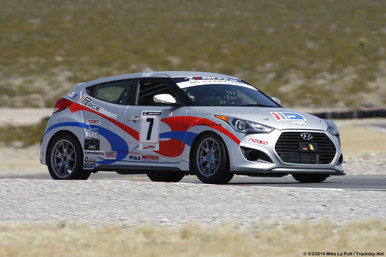 2012-2018 Piercemotorsports Hyundai Veloster RACE Suspension Package
