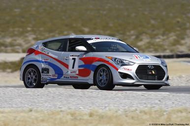 2012-2018 Piercemotorsports Hyundai Veloster RACE Suspension Package