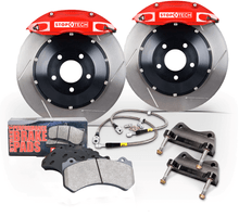 Ford Fiesta ST Piercemotorsports Stoptech Big Brake Kit BBK